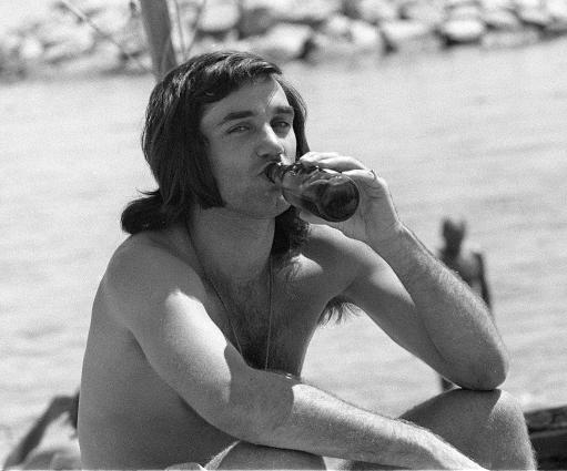 BRITAIN SOCCER GEORGE BEST HEALTH