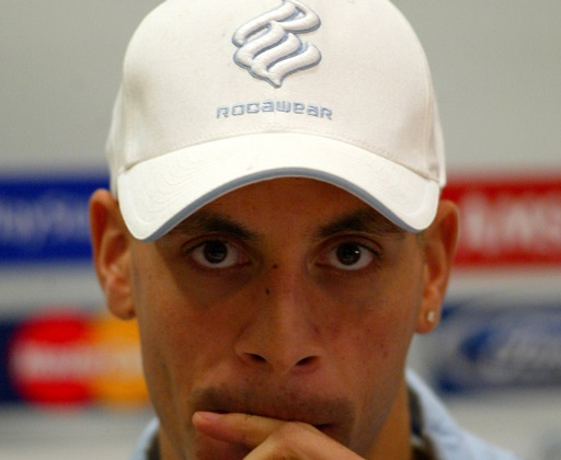 Ferdinand - Man Utd press conference