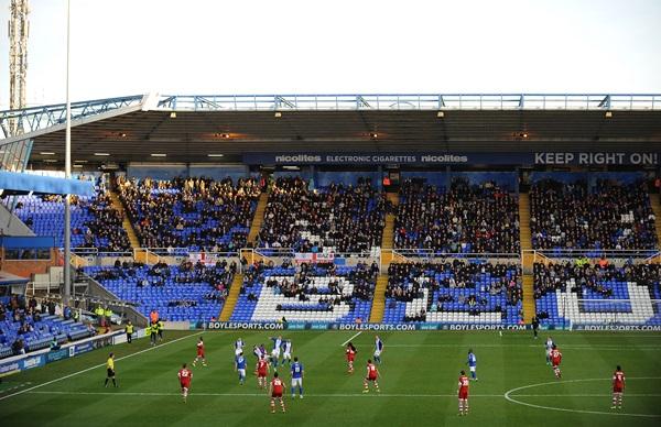 Soccer - Sky Bet Championship - Birmingham City v Middlesbrough - St Andrew's