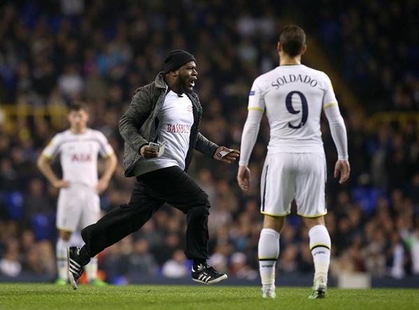 Soccer - UEFA Europa League - Group C - Tottenham Hotspur v Partizan Belgrade - White Hart Lane