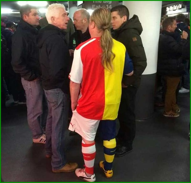 half-kit-arsenal-wanker