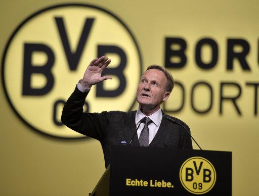Germany Soccer Borussia Dortmund