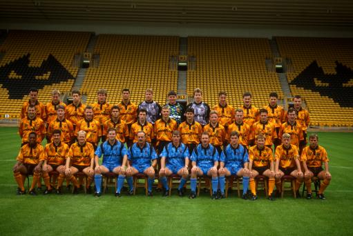 Soccer - Barclay's League Division One - Wolverhampton Wanderers Photocall