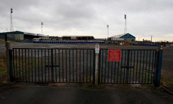 Soccer - Football League - Oldham Athletic - Boundary Park