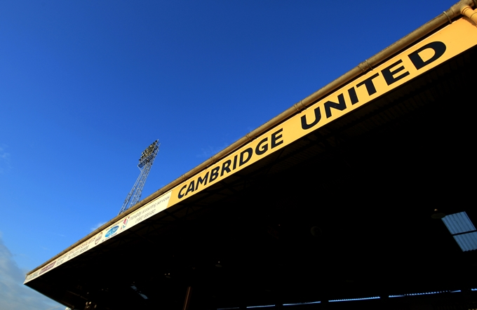 Soccer - Blue Square Premier League - Cambridge United v Altrincham - The Trade Recruitment Stadium