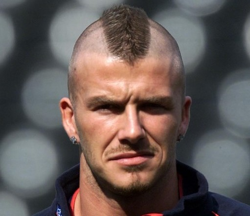 Sir Alex Ferguson Once Forced David Beckham To Shave His Mohawk - Beckham hairstyle ferguson
