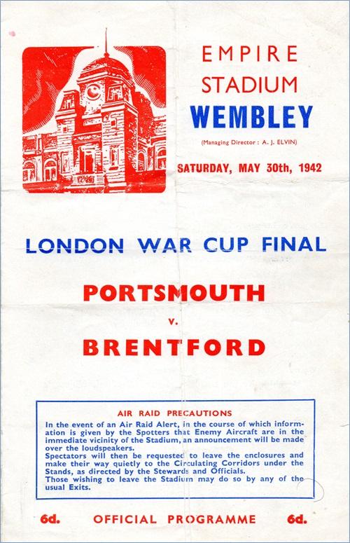 war-cup-final-london-1942