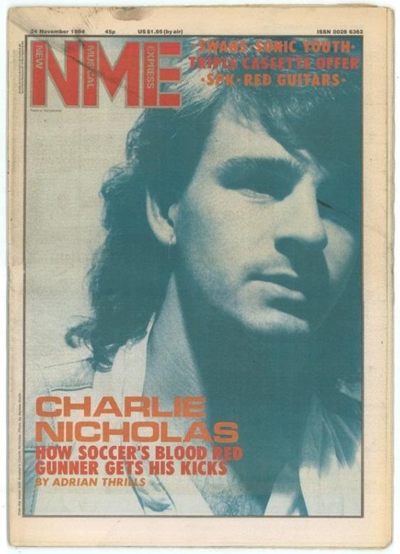 charlie-nicholas-nme