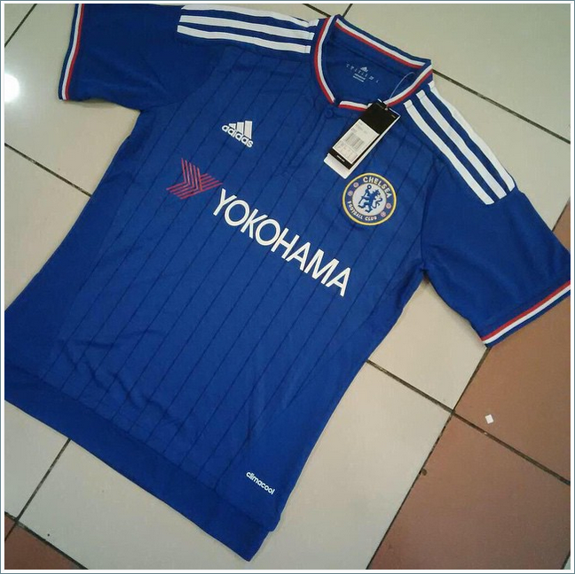 newest e0f11 7005b New Chelsea 2015/16 Home, Away & Third Kits Leaked All Over ...