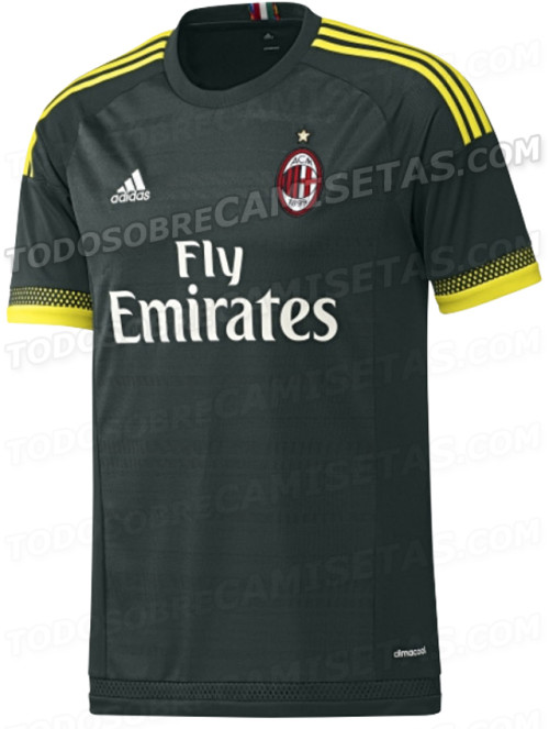 9a0d68a15f AC Milan s Mad New 2015 16 Third Kit Shorts Are Refreshingly Insane ...