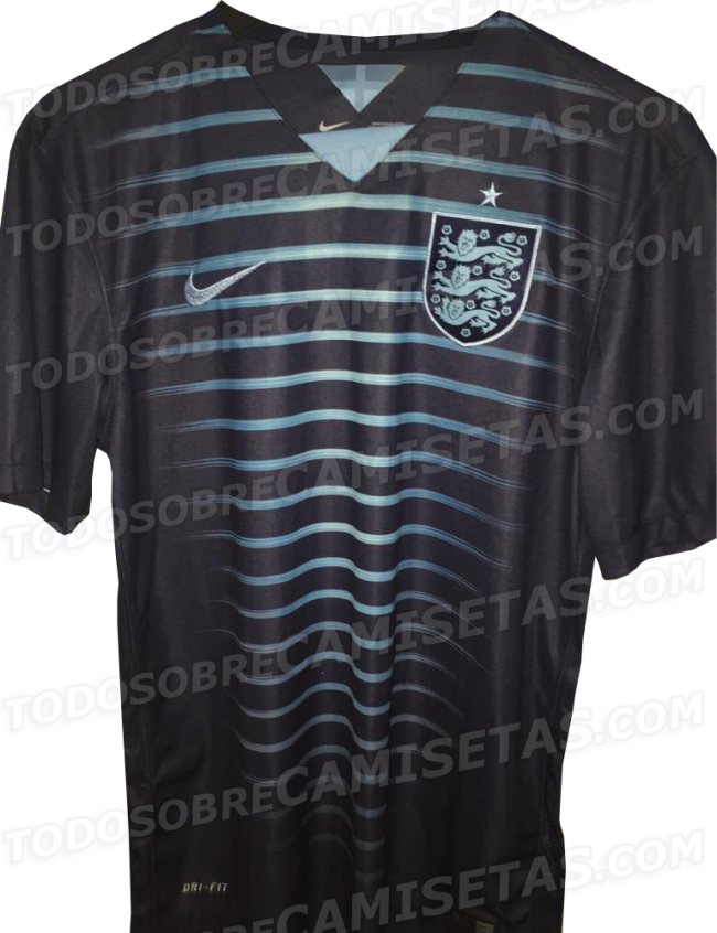 england-away-leaked