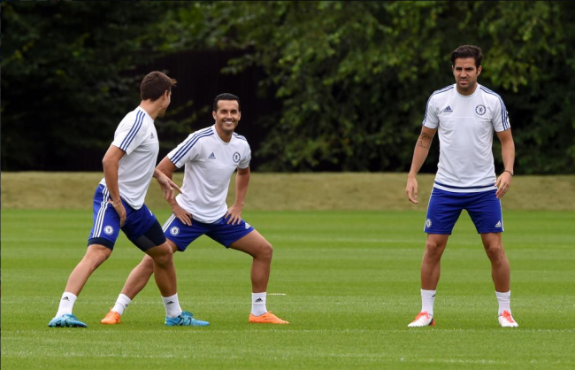 pedro-chelsea-training
