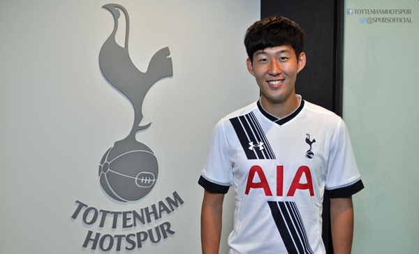 d78a84cf9 Tottenham Officials Ban Son Heung-Min From Buying New Car In Arsenal ...