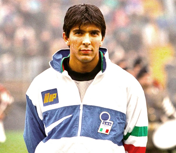 On This Day In 1997: Gianluigi Buffon Makes His Debut For ...