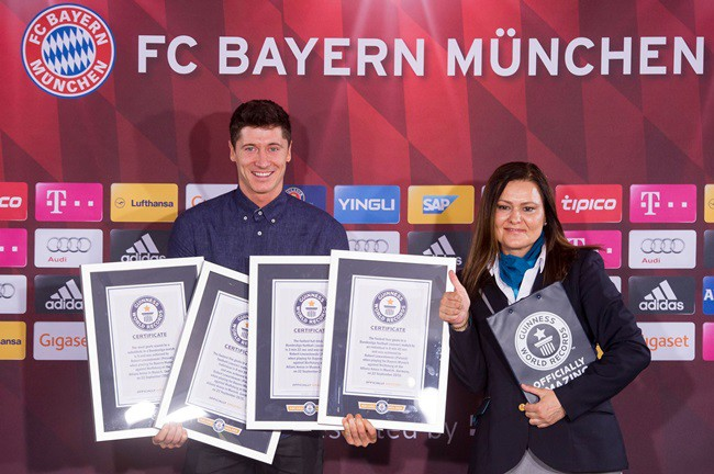 lewandowski-guinness-records