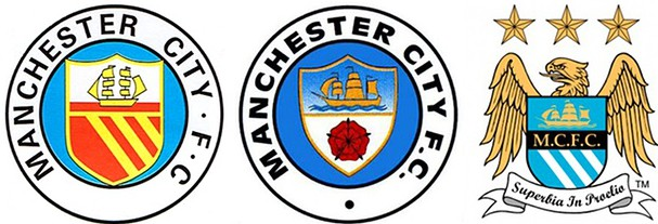 Man City Decide To Change Their Club Badge After Consulting With Fans Who Ate All The Pies