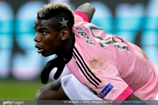 the best attitude c80ca 971df Horror Hair: Paul Pogba's New Music-Themed 'Do Is ...