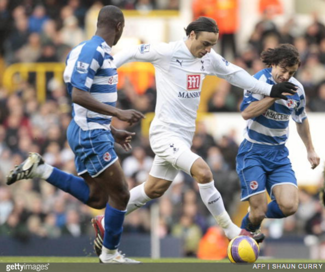 berbatov-reading-spurs