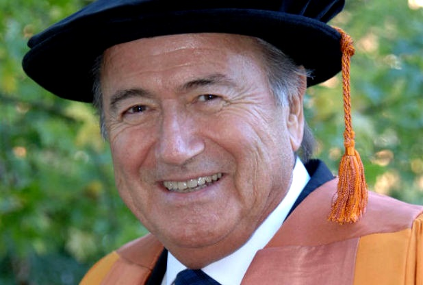 sepp-blatter-university-degree