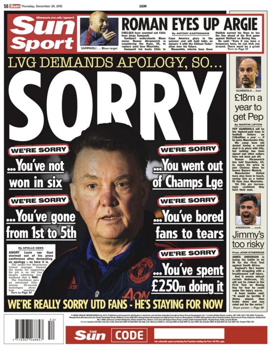 van-gaal-sun-apology