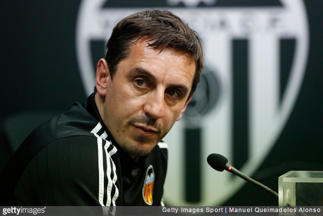 Hernan Crespo: 'I'm Almost Happy Gary Neville Is Failing ...