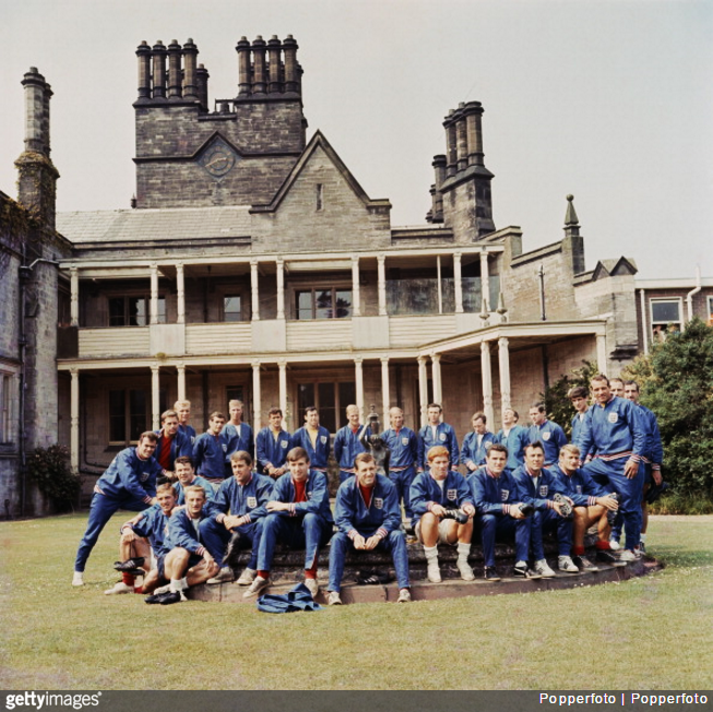 England 1966 Training Squad