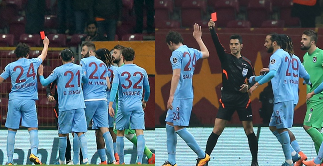 trabzonspor-red-card