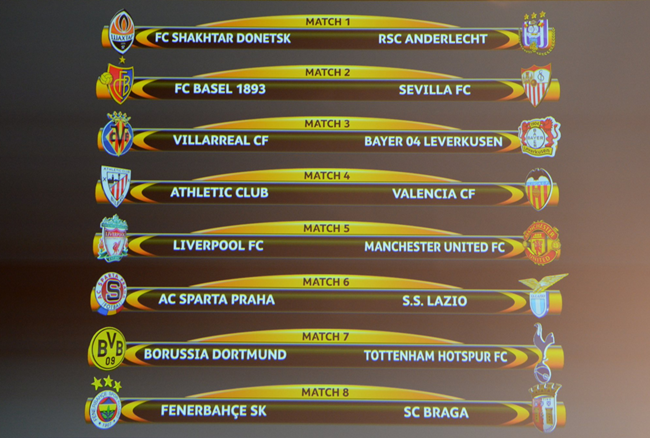 europa league draw - photo #28