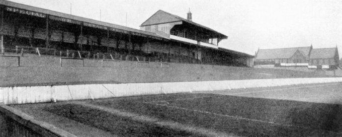 General view of Goodison Park, home of Everton