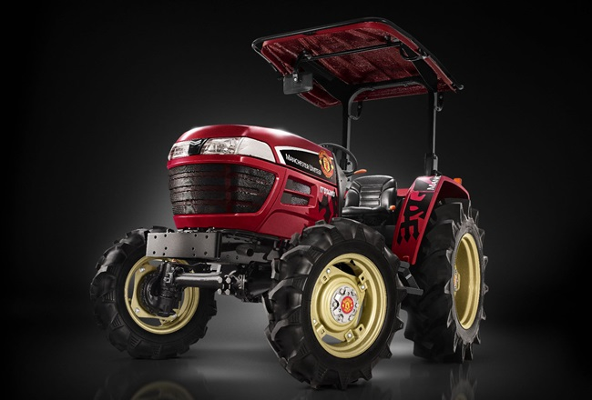 Image result for manchester united tractor