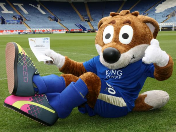 leicester-mascot-boot-deal