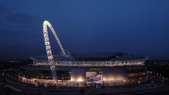 Wembley Stadium_Night_three col