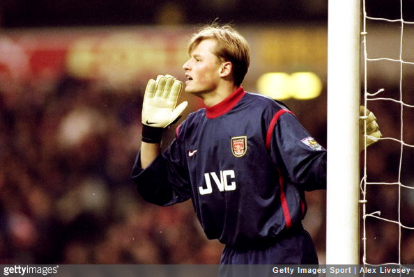 Ex-Arsenal goalkeeper Manninger eyeing Liverpool move