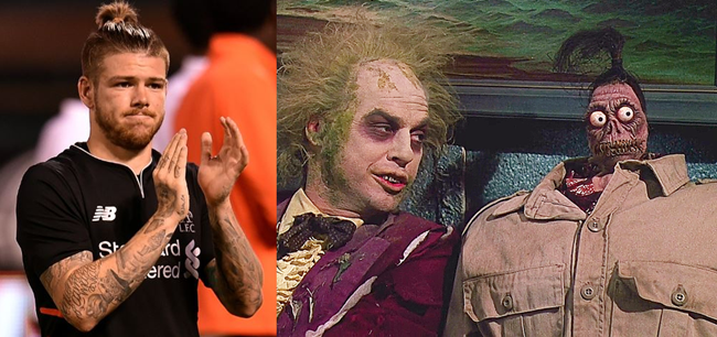 Shit Lookalike Alberto Moreno Shrunken Head Guy From Beetlejuice Who Ate All The Pies