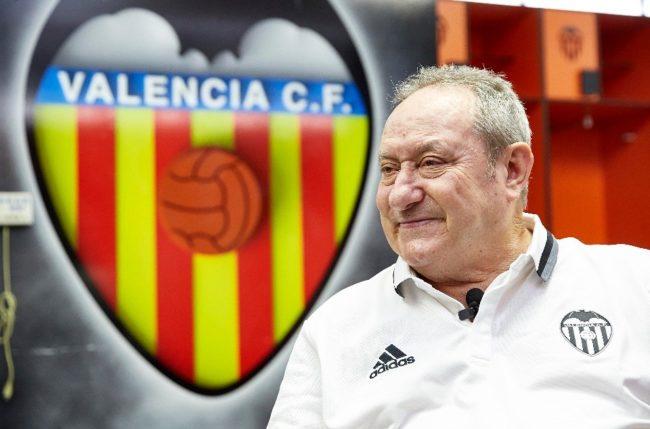 09-08-2016 Reportaje Bernardo Españeta, Mestalla VCF