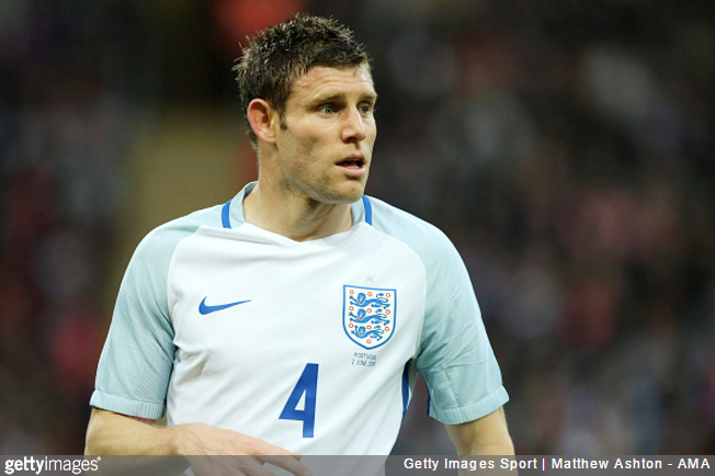 james-milner-england