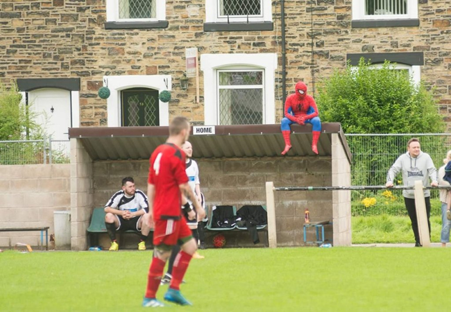 non-league-spiderman