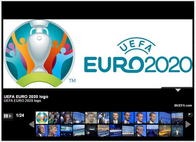 London the perfect choice for Euro 2020 climax - new UEFA president