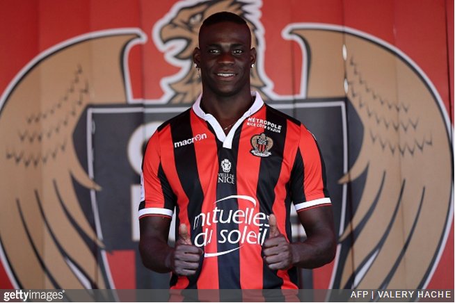 Ogc Nice Have Come Riding In Like The Social Media Cavalry Into The Midst Of The Ongoing Twitter Mithering Between Mario Balotelli And Jamie Carragher