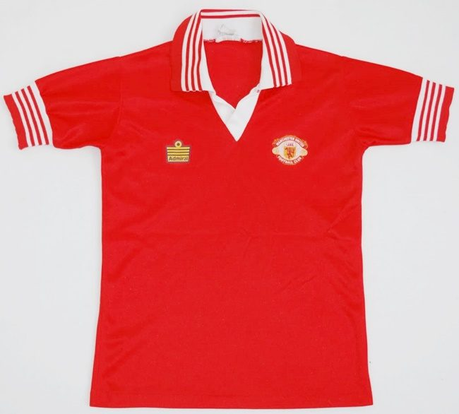 free shipping 979f4 9077b Top 10 Classic Admiral Football Kits Of Yesteryear (Photos ...