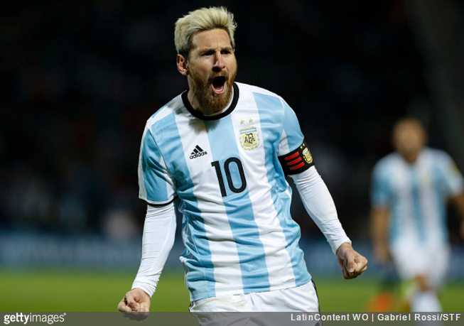 Lionel Messi Scores Winning Goal For Argentina Several Weeks After