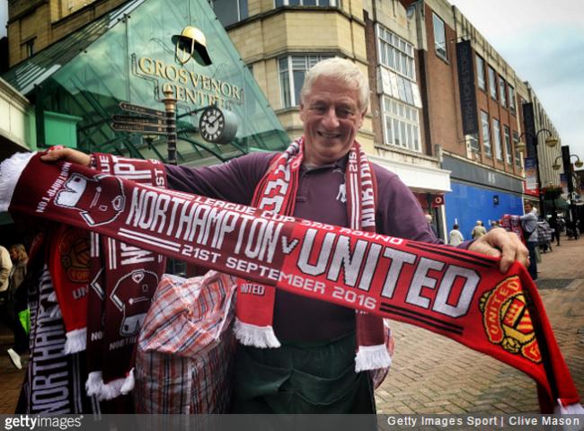 northampton-manchester-united