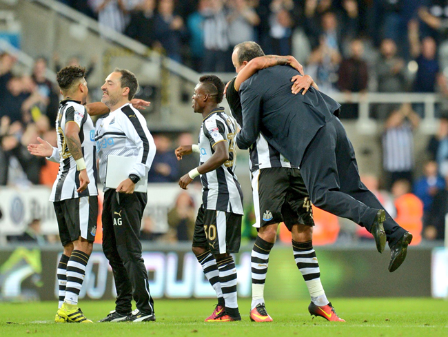 rafa-benitez-newcastle-levitate