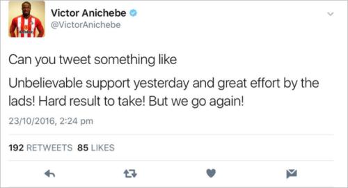 anichebe-tweet