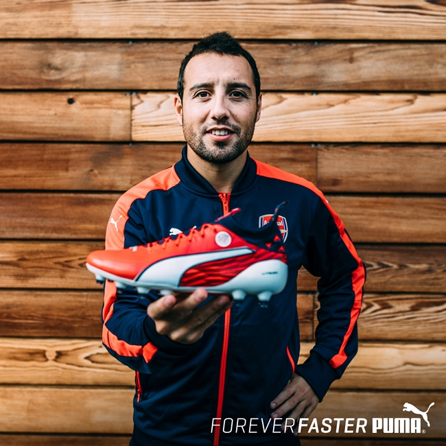 17SS_FB_TS_PUMA FOOTBALL_Q1_Derby Fever_Santi Cazorla_2