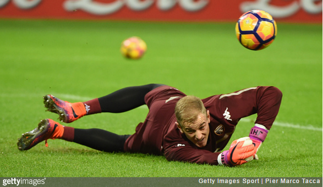 Hart: Torino were the only club that wanted me