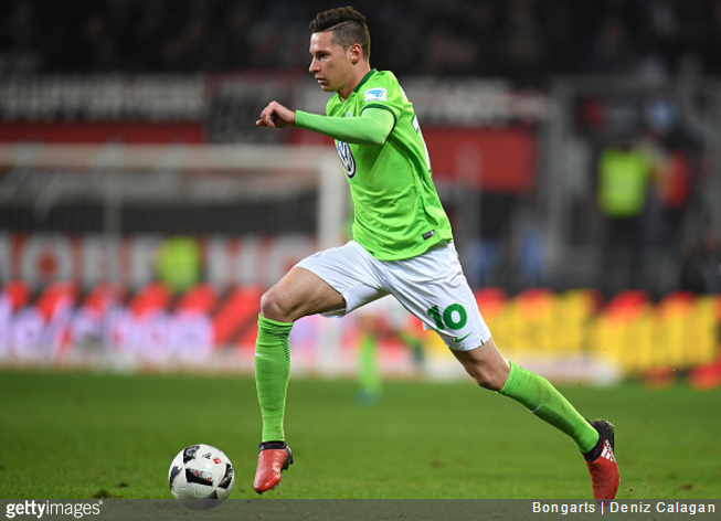 Wolfsburg confirm Draxler will join PSG