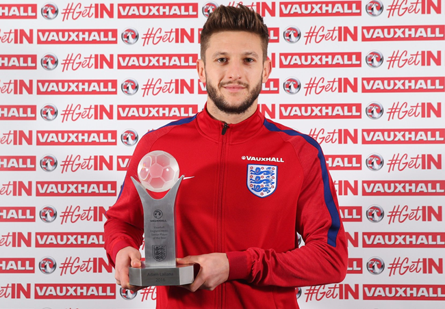 lallana-england-player-year