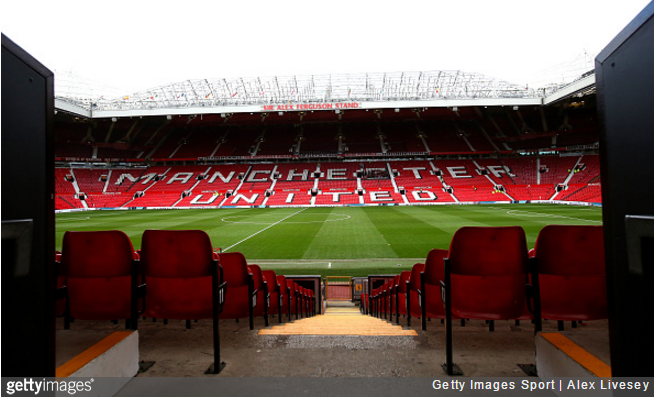 Richard Arnold 'proud' to oversee changes to improve access at Old Trafford