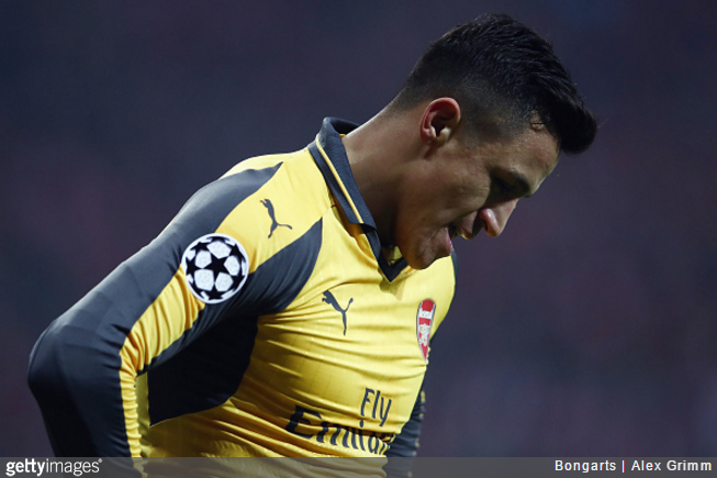 Alexis Sanchez wants Serie A